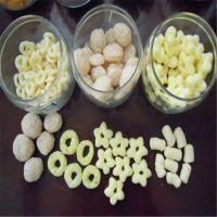 供应膨化食品机械-麦香鸡块生产设备-济南美腾