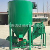 300公斤立式饲料搅拌机 厂家热销电动饲料混合机 颗粒搅拌机