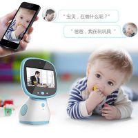 佳奇K8卡拉ok视频早教机器人儿童智能学习机男女孩语音对话故事机