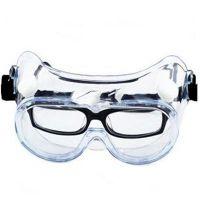 3M 1621/1621AF 防冲击化学 安全防护护目镜