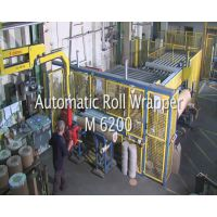 荷兰ETF PVC地毯自动打卷包装设备 M6200