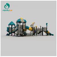厂家直销梦幻阳光FY17-04401大型户外组合滑梯大型儿童组合滑梯