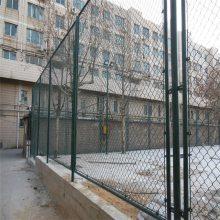镀锌勾花网围栏 人造草球场围栏网 高尔夫围网