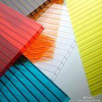 周口双层透明瓦阳光板多少钱一平方 周口阳光板生产厂家地址
