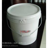 供应16L涂料桶印刷、16L塑料桶、防水涂料桶、四川涂料桶