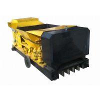 克勒斯牌 混凝土预压机械 推挤式楼板机 一体挤压成型