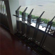 新云 供应家用不锈钢楼梯立柱 玻璃栏杆 楼梯护栏立柱