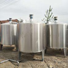 转让二手不锈钢储罐 二手不锈钢搅拌罐 不锈钢罐 储油罐 盐酸罐