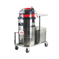 威德尔1500W电瓶工业吸尘器仓库清理用吸尘器