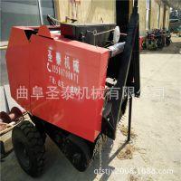 周口市小麦秸打捆机 小型麦秸打捆机 麦秸打捆机多少钱
