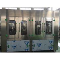 荣海永创XGF32-32-10矿泉水纯水饮料成套生产线 三合一 灌装机