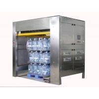 荣海永创MD900产能100-1200每小时桶装水灌装生产线龙门自动码垛机