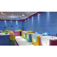 山东婴儿泳池澡盆 优米宝贝亚克力儿童泳池 婴儿游泳馆加盟 游泳馆设备厂家
