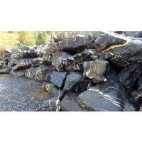 小区山水造景假山石花园鱼池点缀风景石精品太湖石叠石