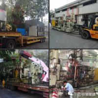青岛明通专业设备搬迁,整厂搬迁,起重吊装,定做木箱包装等