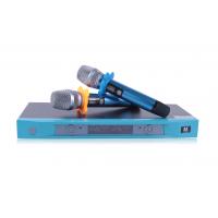 江苏专业话筒5.S AudioGT-259A宝石蓝无线麦克风专业无线话筒