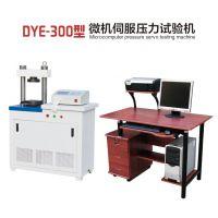 DYE-300型微机伺服压力试验机