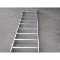梯式桥架产品造价规格可定制支架横担,安装简便,地铁轨道交通用,布线清晰桥架50