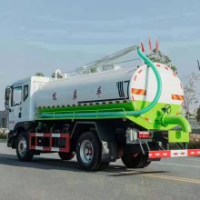 扬州国五能上牌的7吨吸污车价格