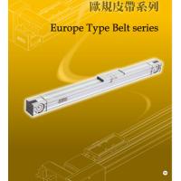 台湾SATA直线电机模组,欧规重载系列。