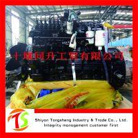 康明斯6LTAA8.9-C260发动机总成适配工程机械卡特彼勒336D