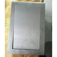 洗手台垃圾桶不锈钢长方形、嵌入式安装通底、台面地上单独放置一个桶接垃圾