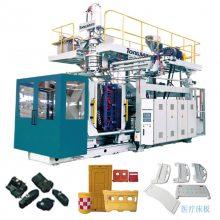 供应通佳汽车风管吹塑机生产设备 汽车风管设备厂家 汽车风管设备价格