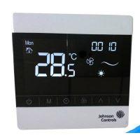 江森T8600-TB20-9JS0-MO触摸型温控器 T8600-TF20-9JS0-M0联网触摸
