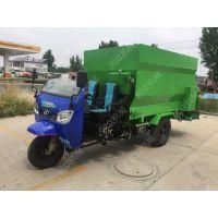 贵州养牛场自动喂料车 电动撒料车 免人工自动投料车