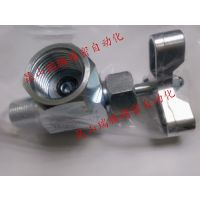 日本ASK截止阀 仪表阀东芝机的压力表截止阀座VA-200TC-1/2