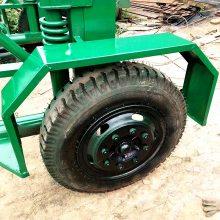 10吨电力施工用拖车 放线炮车 洪涛电力 厂家直销 货到付款