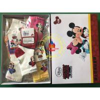 迪士尼纯棉童袜品牌童装服饰一手货源