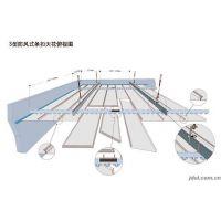 德普龙厂家直销 杭州工装吊顶铝扣板 冲孔铝扣板吊顶 欢迎选购