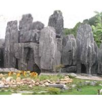 供青海西宁假山雕塑和玉树园林假山