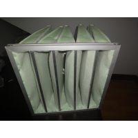 空调系统初效过滤器/袋式空气过滤器/初中效袋式过滤器无纺布袋滤