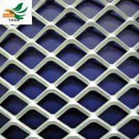 河北飞卓丝网生产精美高质量钢板网菱形六角型钢板网