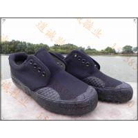 道诚3538橡胶鞋学生军训鞋解放鞋批发价格