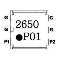 贴片隔离器 IL05AL2650AAE IL05AR2650AAE 电子材料