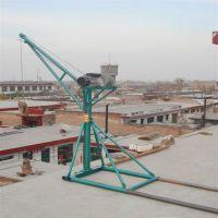 1吨0.8吨30米吊机价格360度旋转吊机价格