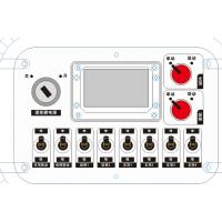 厂家南京帝淮双向反馈双工模式机械支架悬臂工业无线遥控器非标定制 -