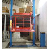 洛阳市 西工区涧西区启运直销QYGD升降货梯\ 导轨式货梯 \载货电梯、小型固定式升降机