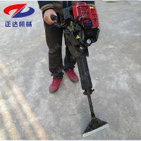 合金链条挖树机 适应性广挖树机选择正达牌