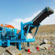 福建宁德移动式石子破碎机质量比较好的厂家推荐
