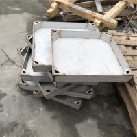 耀恒 泰州不锈钢方形700,900雨水井盖 不锈钢隐形井盖 厂家批发