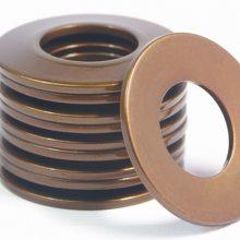 供应各种碟形弹簧弹簧垫圈 蝶形碟簧 盘形弹簧