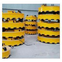 批发MW5-110L/1直径1.1米电磁吸盘,机床磁盘,钢坯吊具,圆形吸盘