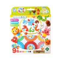 日本进口银鸟大米彩泥DIY小猪佩奇橡皮泥儿童益智安全玩具