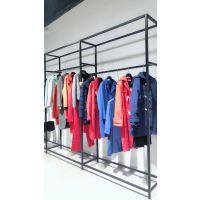 上海大牌 艾格17年冬季新品欧美时尚品牌女装批发