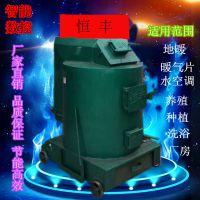 养殖升温锅炉炉体设计合理 燃气两用取暖锅炉