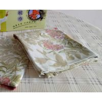 热销夏季磁疗养生枕巾 沙棘能量枕巾 厂家大量直销